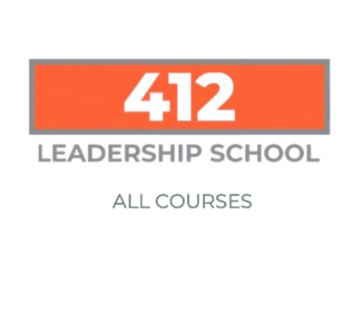 412 Leadership School: Purchase all Courses