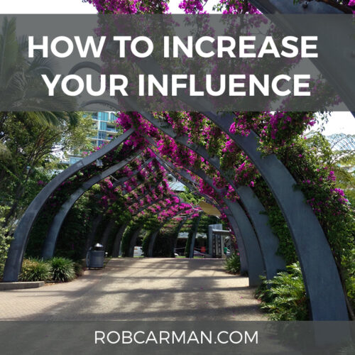 howtoincreaseyourinfluence
